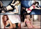 A look at world's sexiest lingerie models (view pics)