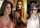 Aishwarya, Katrina, Victoria: Choose your favourite bridal look (view pics)