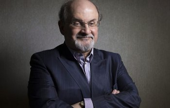 Salman Rushdie is back, after 7 years with his new novel!
