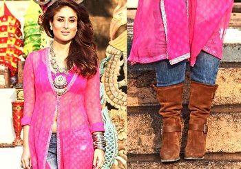 'Gabbar Is Back' but Kareena Kapoor Khan has lost her sartorial sense!