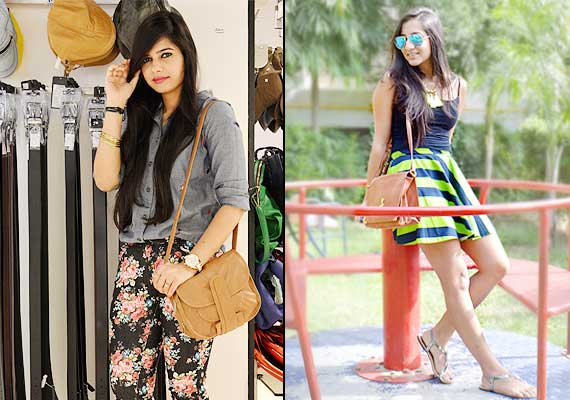Stylish College Students College Fashion Take Stylish