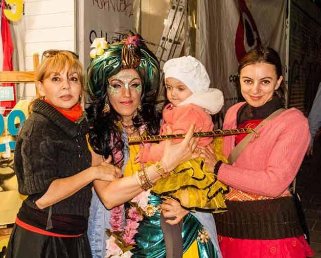Gaura Purnima celebration in Israel town