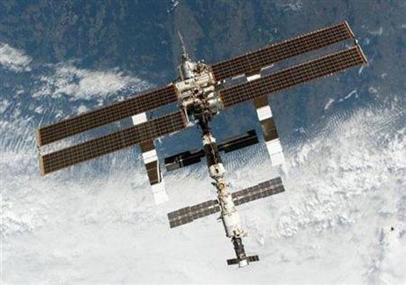 space station ammonia leak - photo #1
