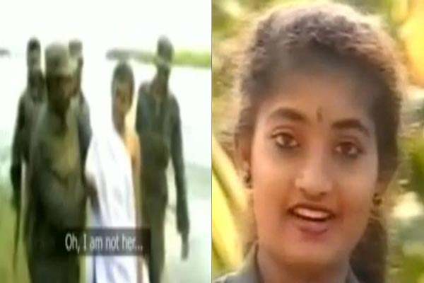 Chilling video of LTTE journalist Issei Priya captured, dragged by Sri Lankan forces
