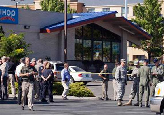 Four Dead, Nine Wounded In Nevada Shooting: Police