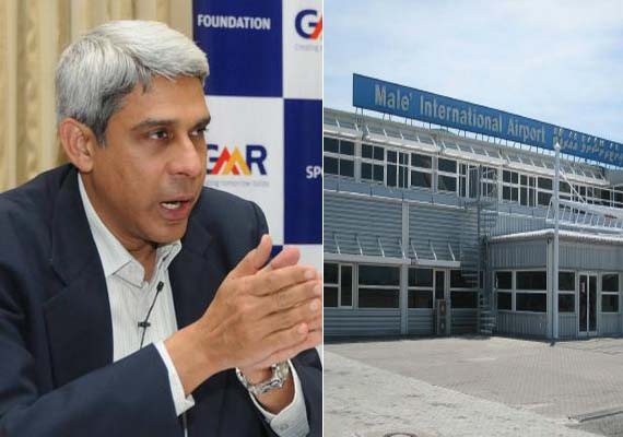 GMR seeks $ 800 million compensation from Maldives govt