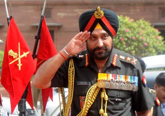 Gen Singh discusses Indo-US defence ties with Pentagon