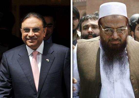Hafiz Saeed Not To Be Focus Of Talks With Manmohan Singh, Says Zardari