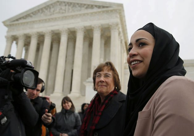 US Supreme Court rules for Muslim...