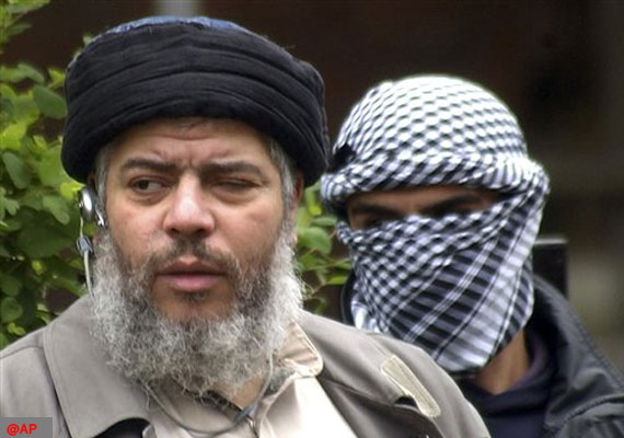 Hate preacher Abu Hamza extradited to US from UK to face trial