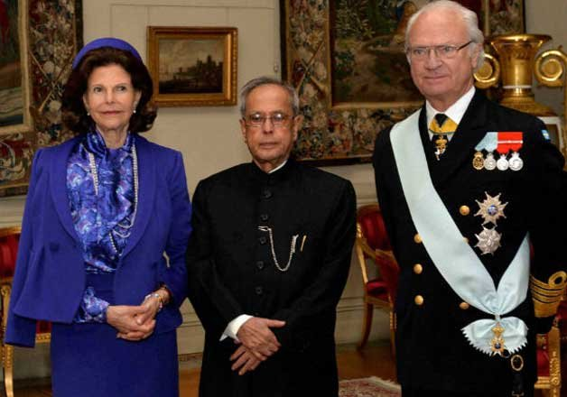 India, Sweden ink six agreements...