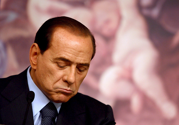 Italian court upholds Berlusconi's fraud conviction