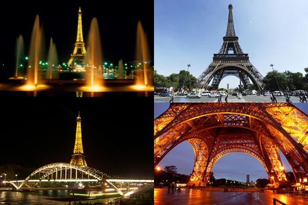 Know some facts about the Eiffel Tower