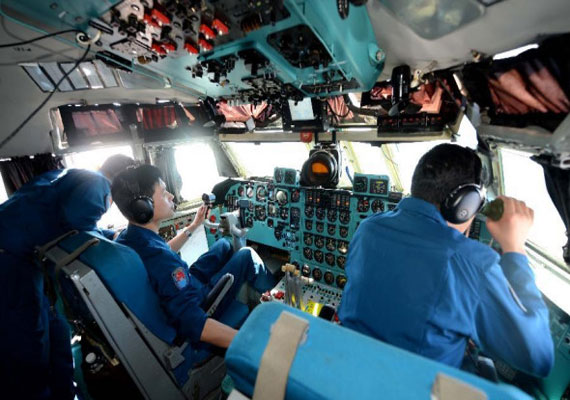 MH 370: Robotic mini-sub's plane search mission aborted again
