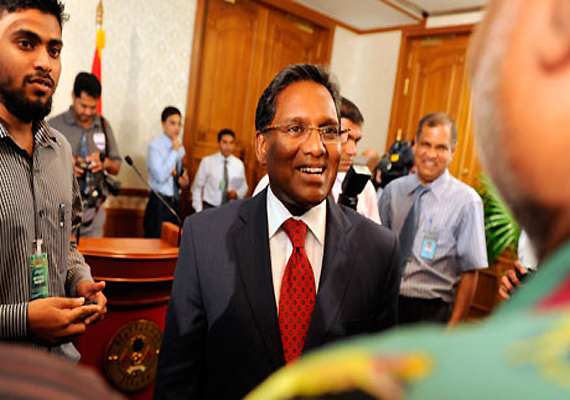 Maldives' President Waheed To Travel To India In May