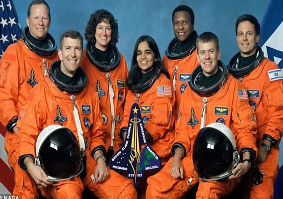 Nasa deliberately kept Kalpana Chawla, other astronauts in dark about impending death