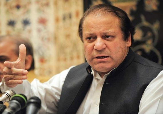 Nawaz Sharif escapes plane accident