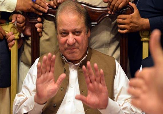 Nawaz Sharif's cabinet takes oath