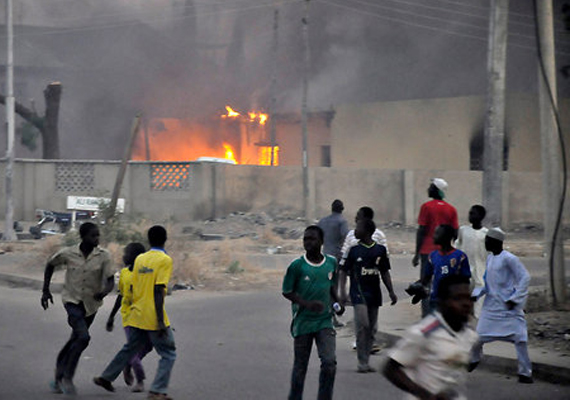 Nine Killed In Violence In Northern Nigeria Cities