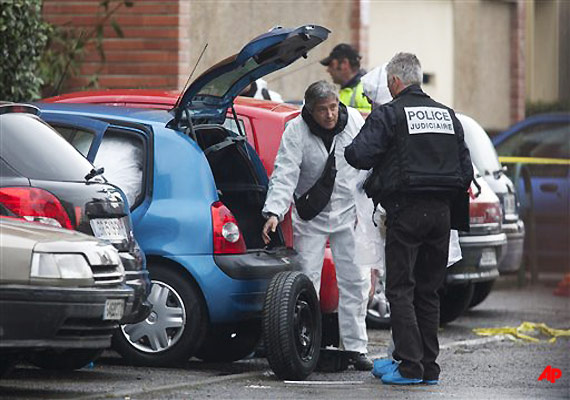 No Sign French Suspect Had Al-Qaida Ties, Says Official