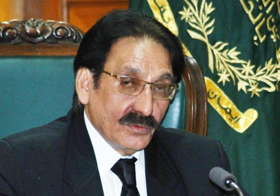 Pak CJ begins proceedings against hi