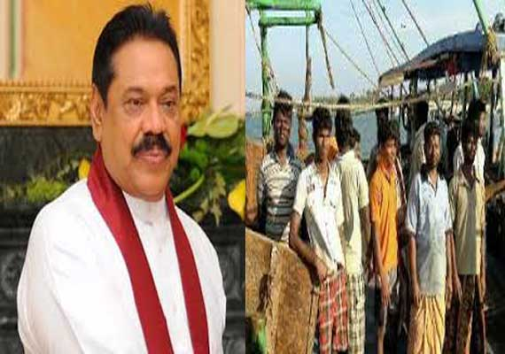 Lanka Release Indian Fishermen from Jail