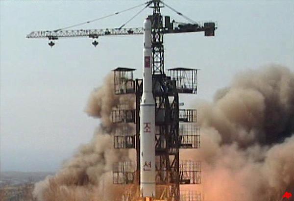 SKorea Warns It Might Shoot Down NKorean Rocket