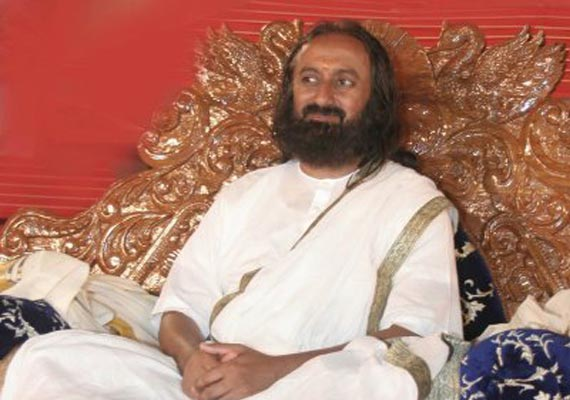 Sri Ravi Shankar leads special meditation to mark Africa Day