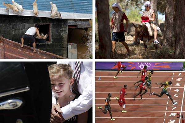 The world in 2012  in pictures
