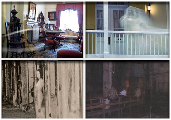 Top Ten Most Haunted Places in the World - Top Ten Lists