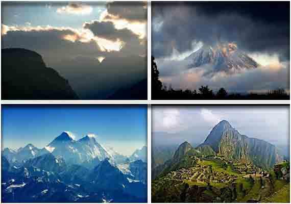 Top ten sacred mountains in the world