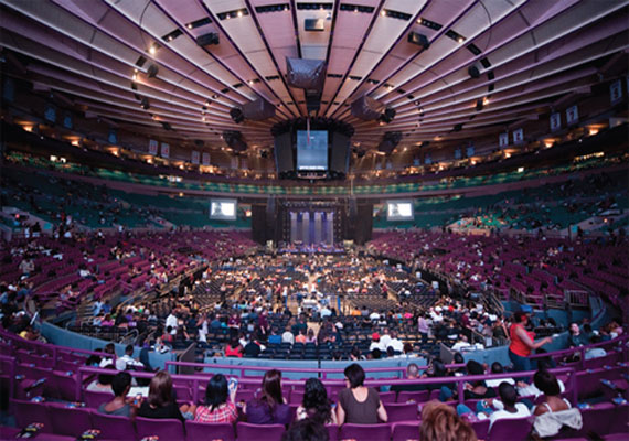 Two Billion People Can Watch 12 12 12 Madison Square Garden Concert