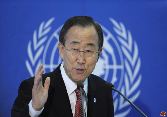 UN Appeals To India To Ratify  Nuclear Test Ban Treaty