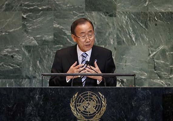 UN chief wants to abolish death penalty, US says Kasab hanging is a step towards jutice