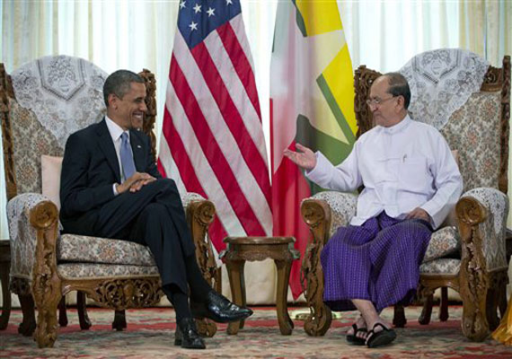 US corporates eyeing Myanmar