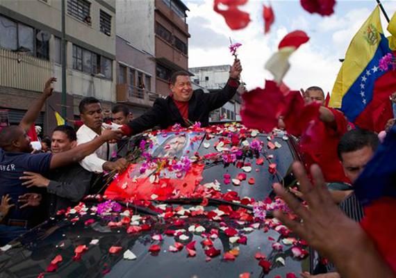 Venezuelan President Hugo Chavez Flies To Cuba For Urgent Tumor Removal