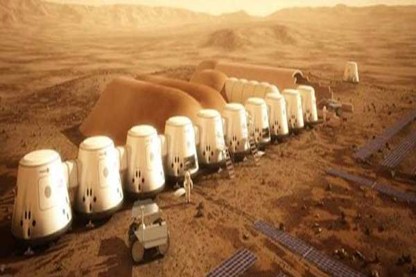 Wanted: Husband-wife team for fun trip to Mars