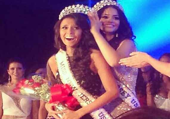 Watch Indian-American Emily Shah win Miss New Jersey title