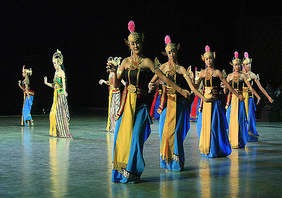 Watch Indonesian Ramayana ballet in pics