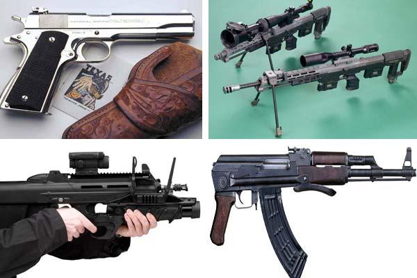 World's Ten Most Powerful Guns