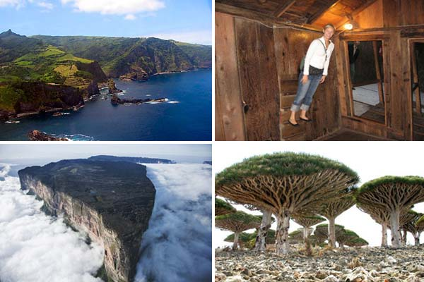 World's 10 Most Weird and Mysterious Places
