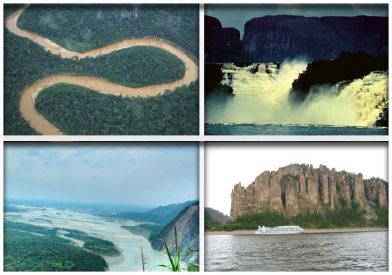 World's 10 most powerful  rivers