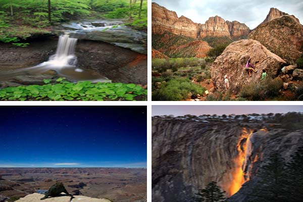 World's 7 most visited national parks