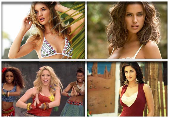 World's top 10 beautiful women in recent times