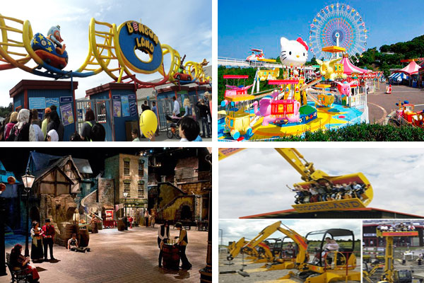 World's 8 weirdest theme parks