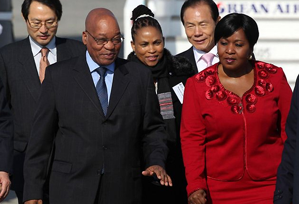 Zuma To Take Fourth Wife