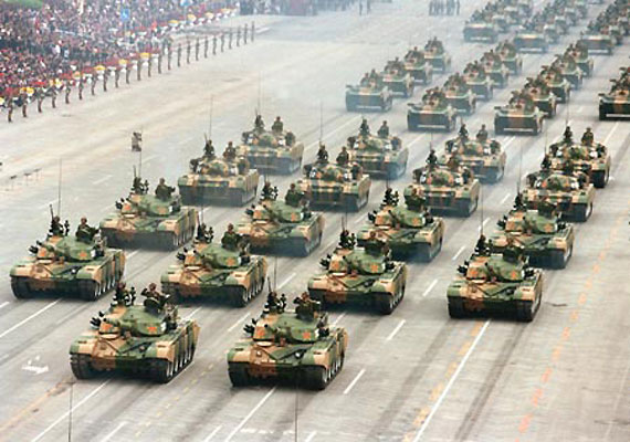 'India must get serious about China's military modernization'