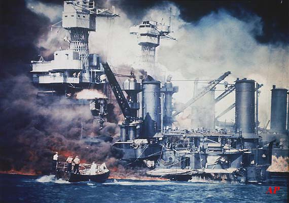 71 years after Pearl Harbor attack, survivor helps identify unknown dead
