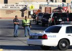 Gunman, 1 other person dead in shooting at veterans' clinic in US