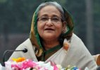 Sheikh Hasina dismisses IS claim; security for foreigners tightened